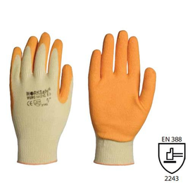 WORKSafe® RUBBER PALM-COATED GLOVES