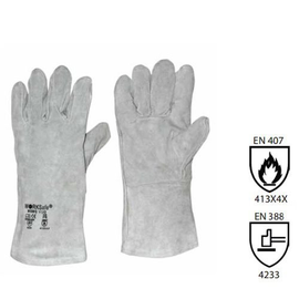 WORKSafe® LEATHER WELDING GLOVES