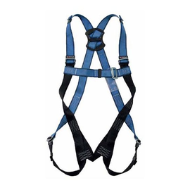 WORKSafe® WSFAB110-01 FULL BODY HARNESS WITH DORSAL ANCHORAGE POINT