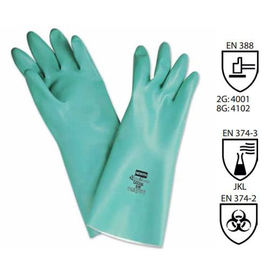 NORTH NITRIGUARD PLUS™ - UNSUPPORTED NITRILE GLOVES
