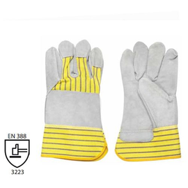 WORKSafe® GARE PATCH LEATHER WORK GLOVES