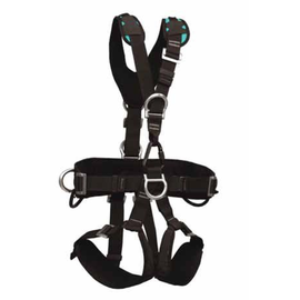 WORKSafe® WSFAB190-01 FULL BODY HARNESS WITH FRONT, DORSAL ANCHORAGE POINTS, AND WORK POSITIONING BELT