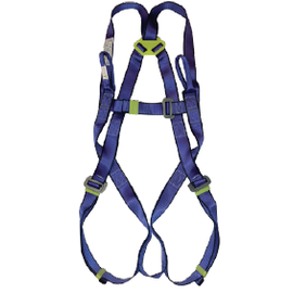WORKSafe® WSF120 FULL BODY HARNESS WITH FRONT AND DORSAL ANCHORAGE POINTS (TÜV SÜD PSB)