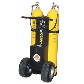 AIR SYSTEMS MULTI-PAK™ LARGE CYLINDER AIR CARTS