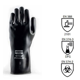 NORTH VITON® UNSUPPORTED GLOVES