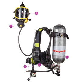 HONEYWELL SCBA T8000 EN TYPE 2