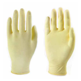 WORKSafe® SENTOUCH DISPOSABLE LATEX GLOVES (POWDER FREE)