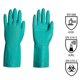 WORKSafe® NITCHEM NITRILE GLOVES