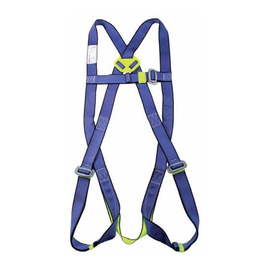 WORKSafe® WSF110C FULL BODY HARNESS WITH DORSAL ANCHORAGE POINT (TÜV SÜD PSB)