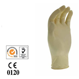 CLEANCARE CLEANROOM CLASS 100 LATEX GLOVES