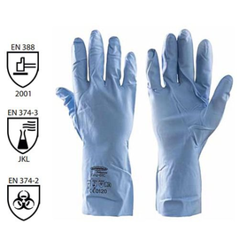 SUMMITECH UNSUPPORTED NITRILE GLOVES