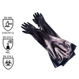 NORTH BUTYL GLOVEBOX GLOVES
