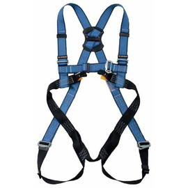 WORKSafe® WSFAB130-01 FULL BODY HARNESS WITH FRONT AND DORSAL ANCHORAGE POINTS