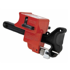MASTER LOCK® SEAL TIGHT™ HANDLE-ON BALL VALVE LOCKOUT