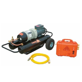 AIR SYSTEMS TWIN-AIR™ COMPRESSOR